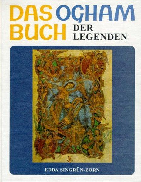 Das Ogham Buch der Legenden als Buch