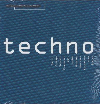 Techno als Buch