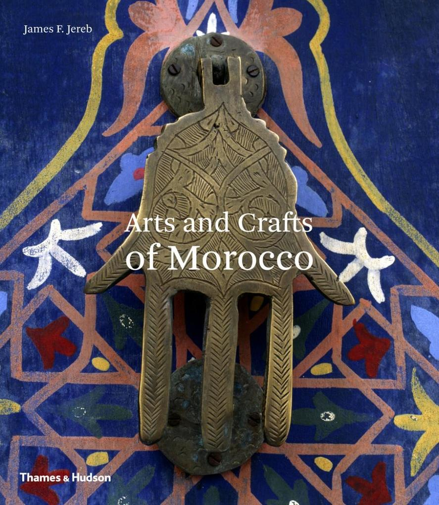 Arts and Crafts of Morocco als Taschenbuch