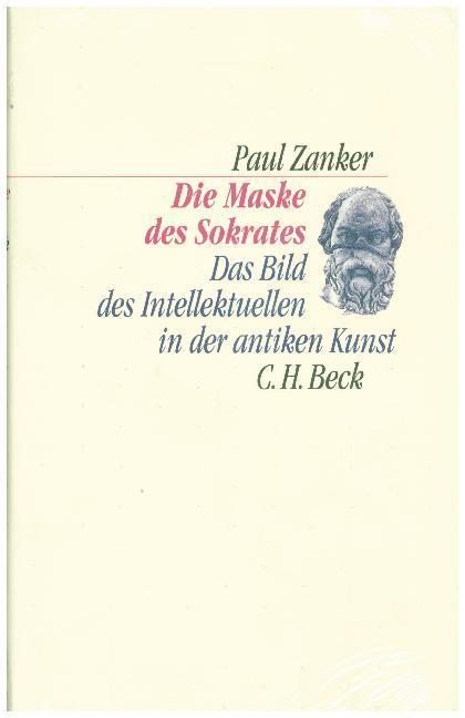 Die Maske des Sokrates als Buch
