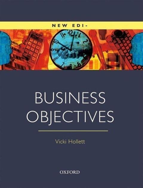 BUSINESS OBJECTIVES SB NE als Buch