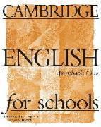 Cambridge English for Schools 1 Workbook als Taschenbuch