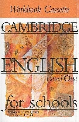 Cambridge English for Schools, Level One: Workbook Cassette als Hörbuch