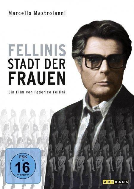 Fellinis Stadt der Frauen als DVD