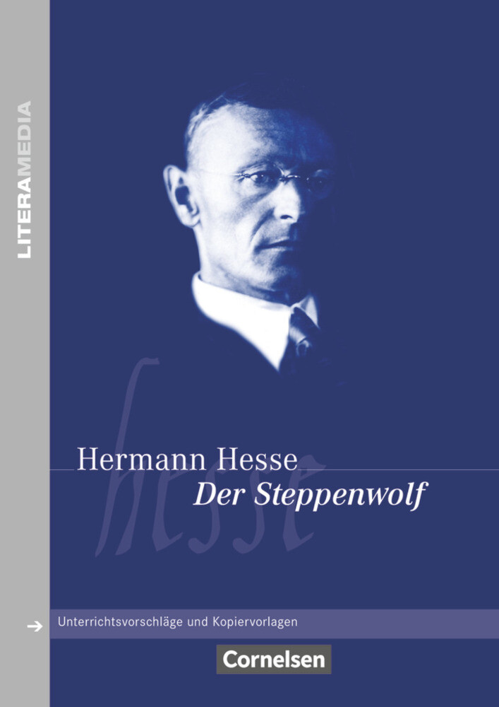 Der Steppenwolf als Buch