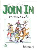 Join in Teacher's Book 3 als Taschenbuch