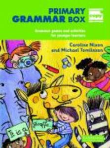 Primary Grammar Box: Grammar Games and Activities for Younger Learners als Taschenbuch