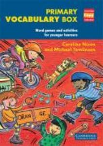 Primary Vocabulary Box als Taschenbuch