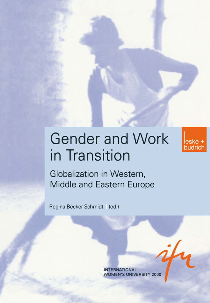 Gender and Work in Transition als Buch