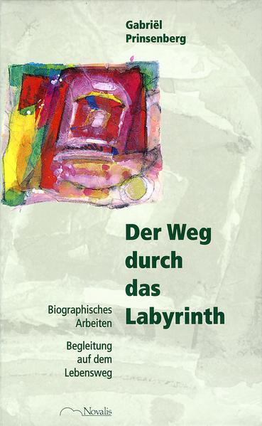 Der Weg durch das Labyrinth als Buch