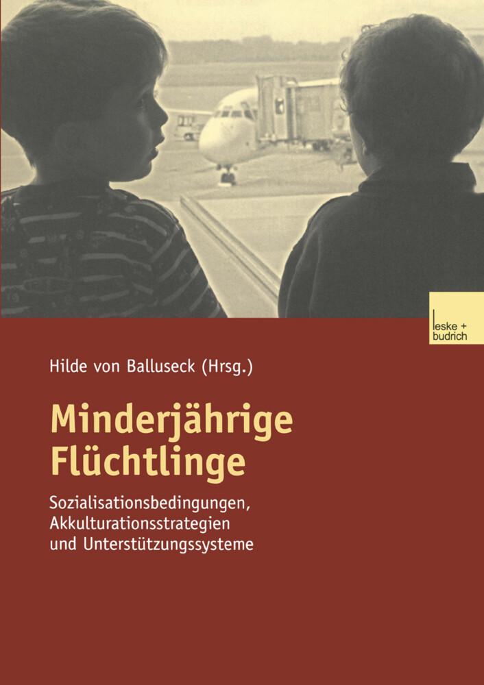 Minderjährige Flüchtlinge als Buch