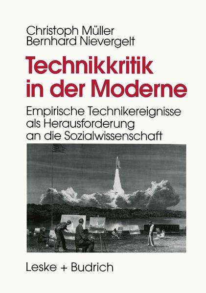 Technikkritik in der Moderne als Buch