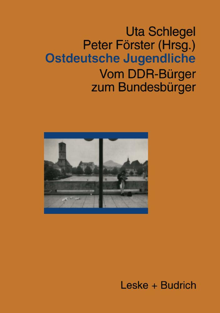 Ostdeutsche Jugendliche als Buch