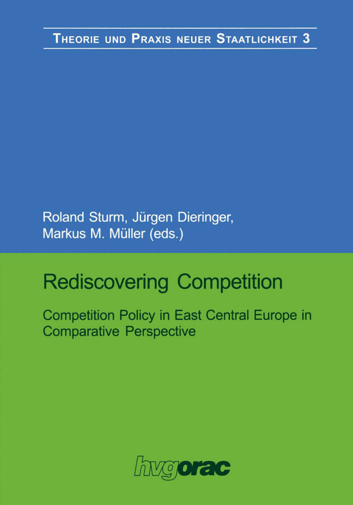Rediscovering Competition als Buch