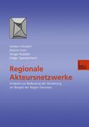 Regionale Akteursnetzwerke