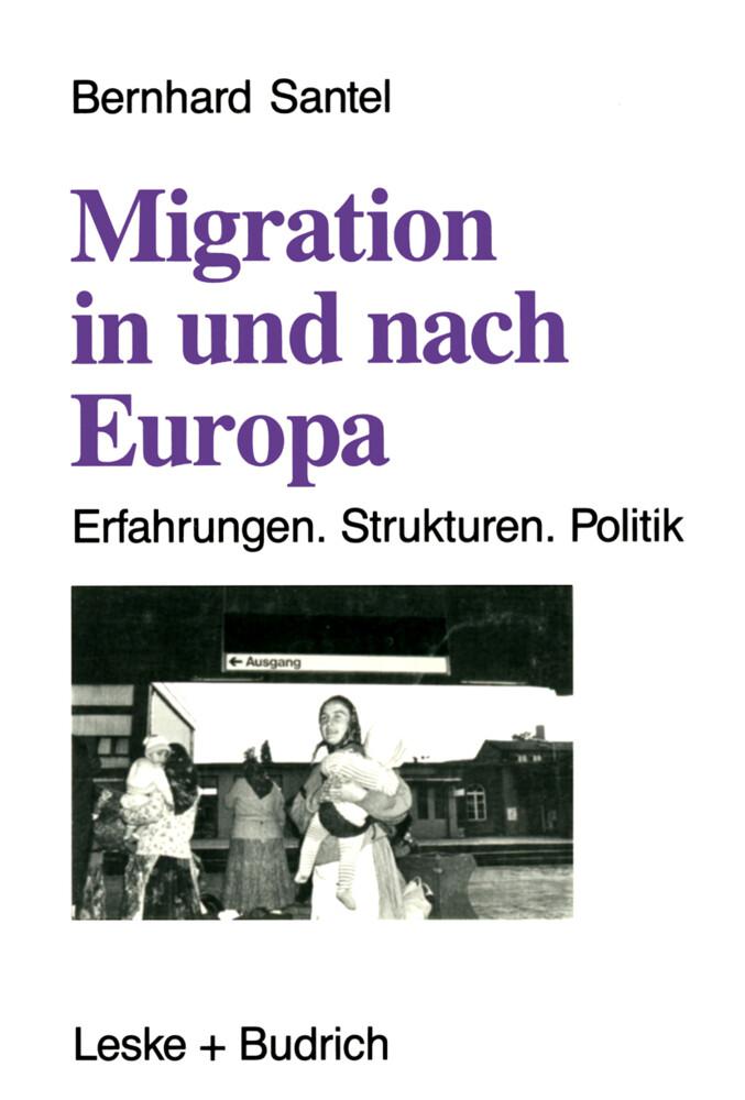 Migration in und nach Europa als Buch
