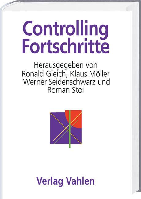 Controllingfortschritte als Buch