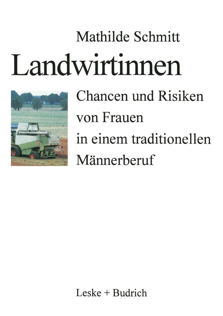 Landwirtinnen als Buch