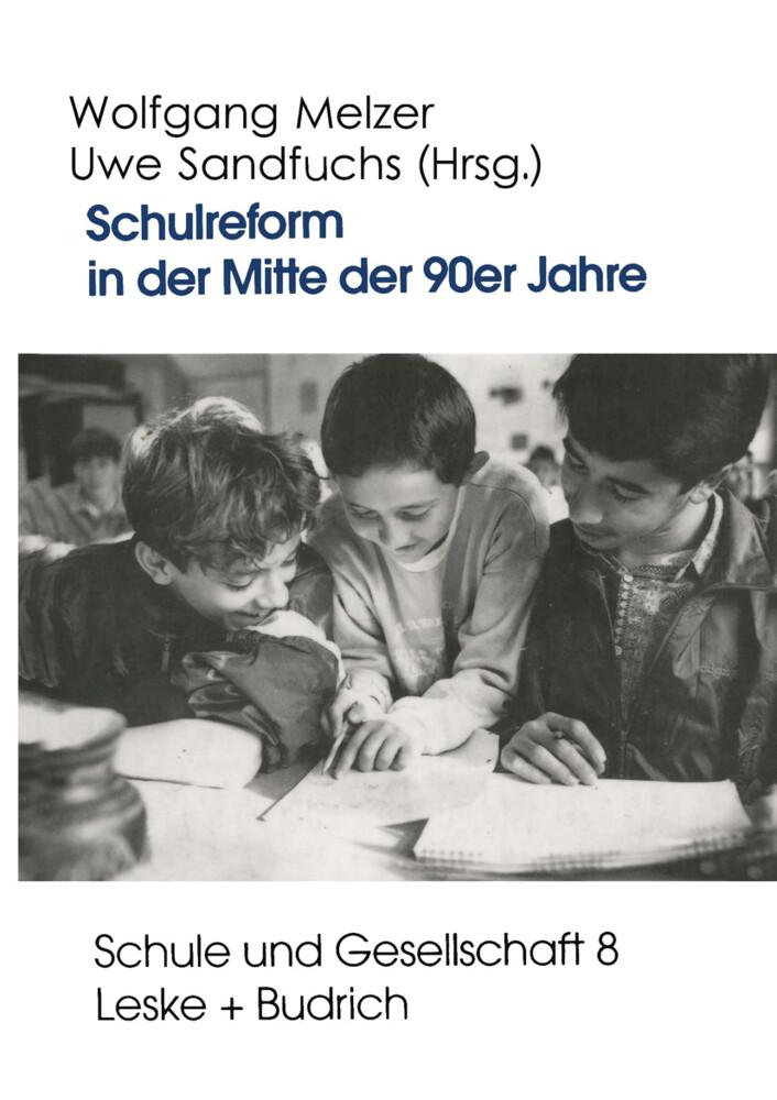 Schulreform in der Mitte der 90er Jahre als Buch