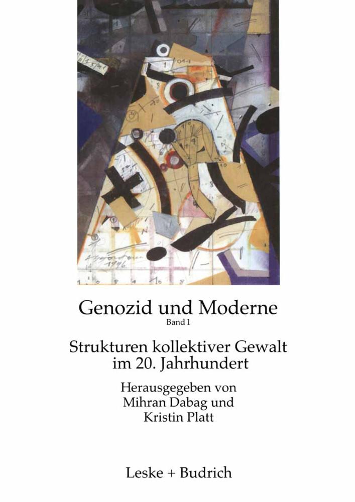 Genozid und Moderne als Buch