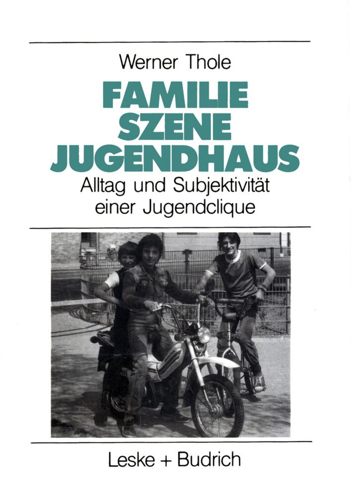 Familie - Szene - Jugendhaus als Buch