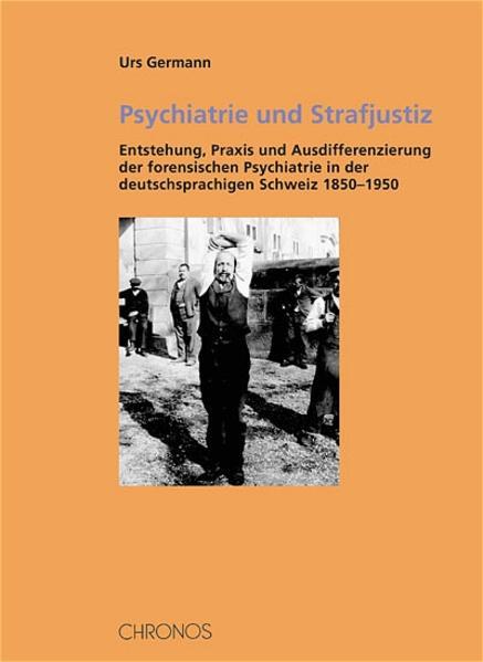 Psychiatrie und Strafjustiz als Buch