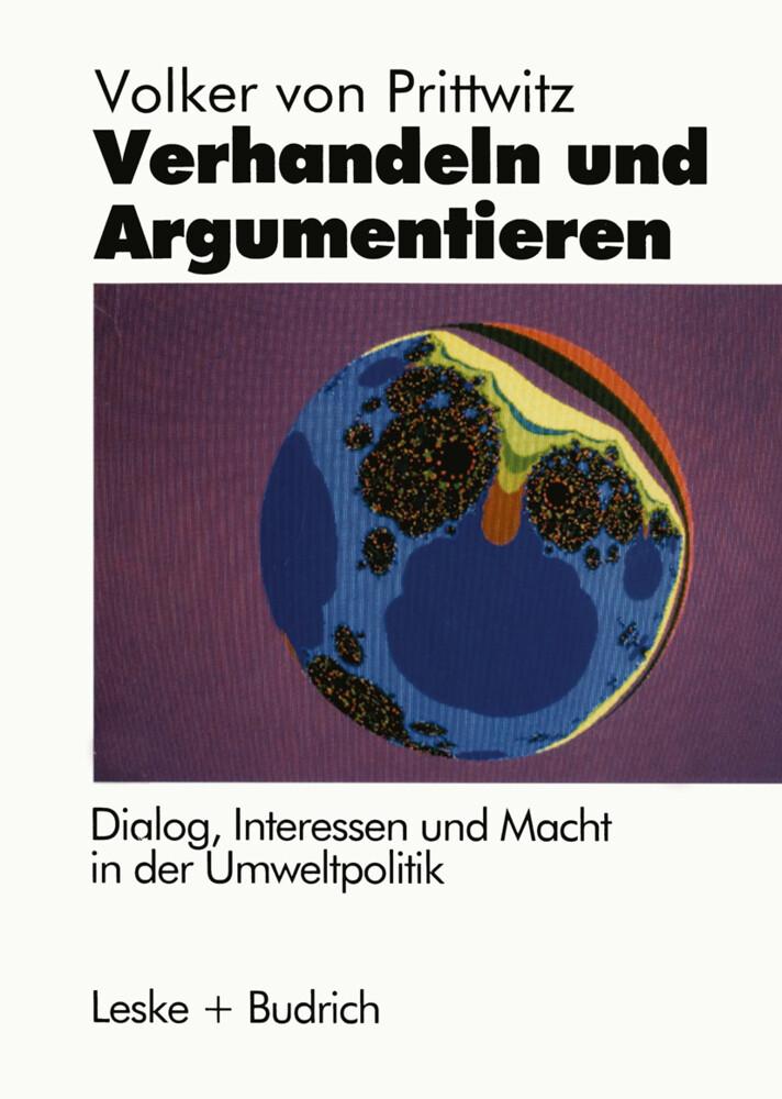 Verhandeln und Argumentieren als Buch