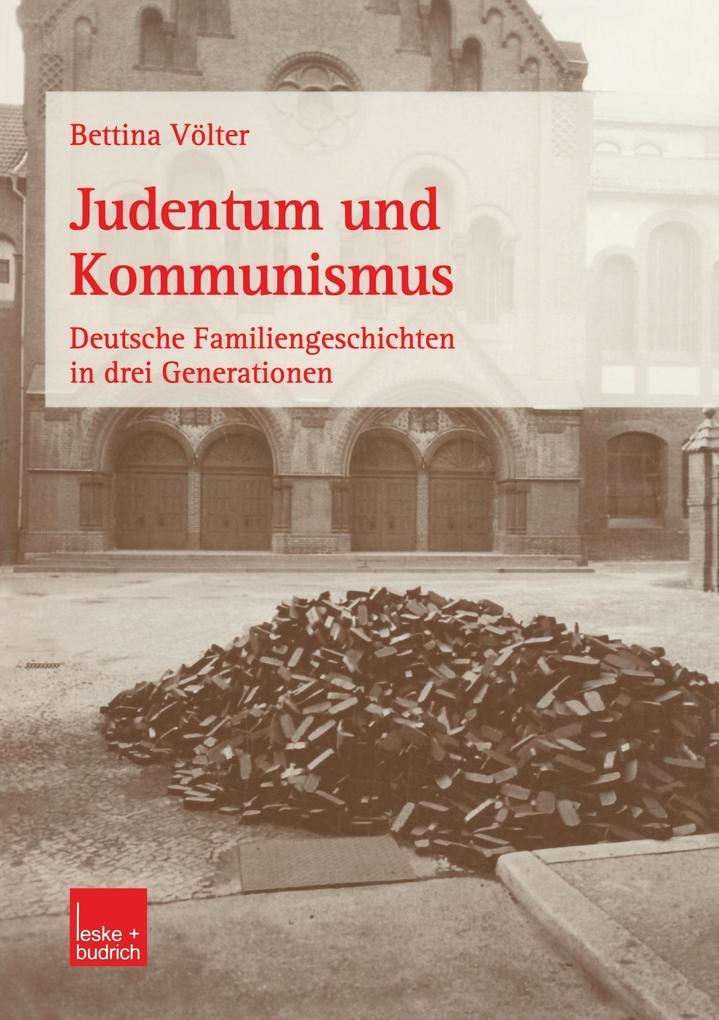 Judentum und Kommunismus als Buch
