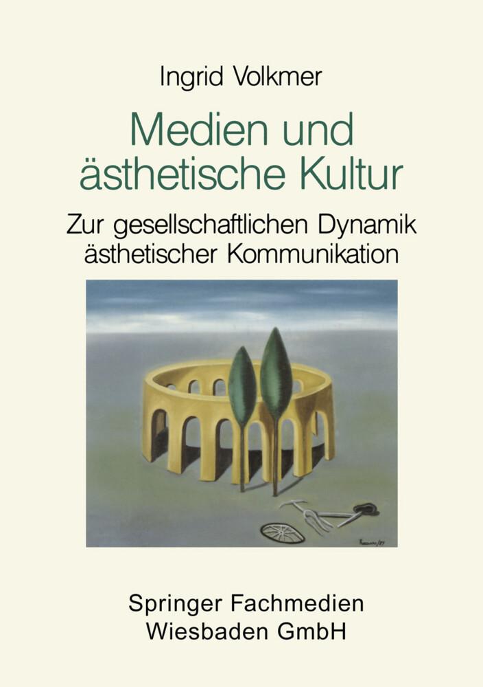 Medien und ästhetische Kultur als Buch
