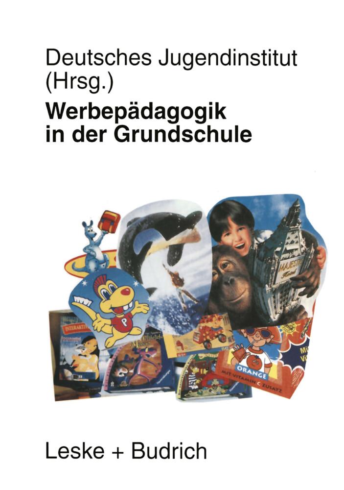 Werbepädagogik in der Grundschule als Buch