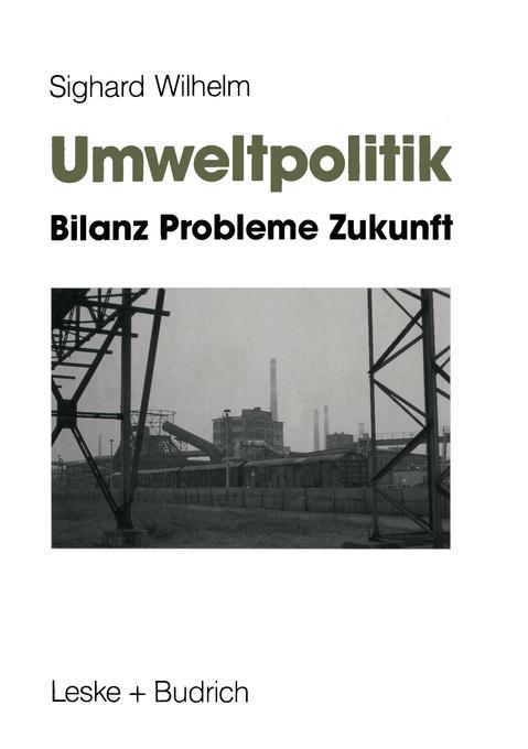 Umweltpolitik als Buch