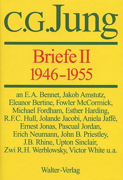 Briefe 1946-1955 als Buch
