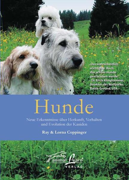 Hunde als Buch