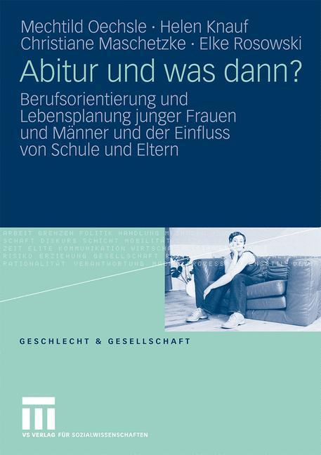 Abitur und was dann? als Buch