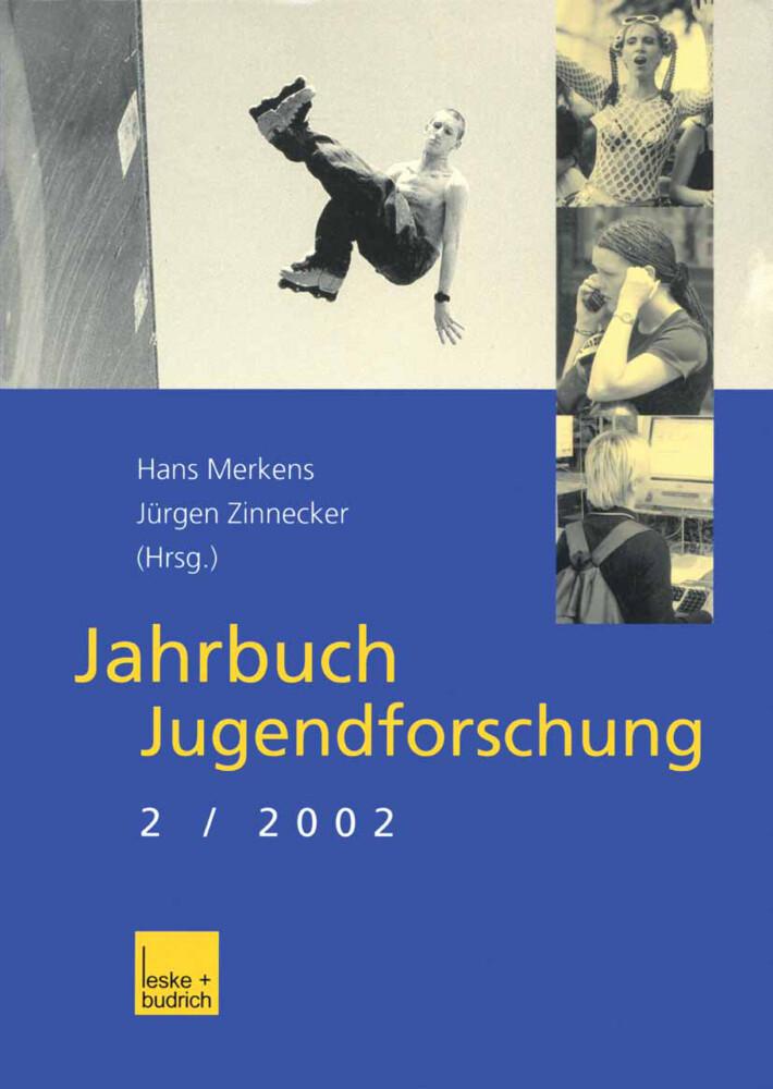 Jahrbuch Jugendforschung als Buch
