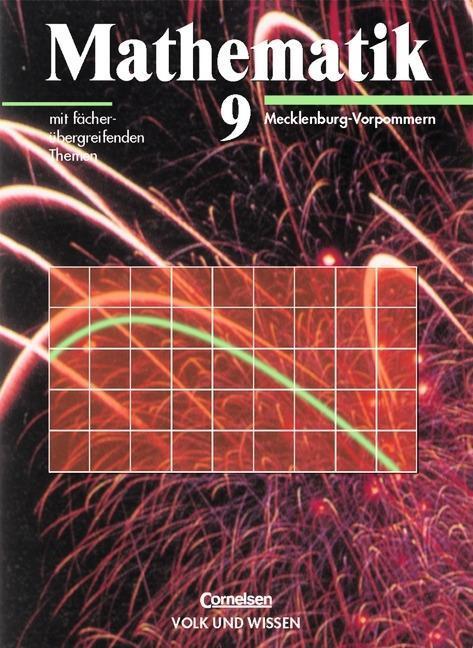 Mathematik Sekundarstufe I - Ausgabe Volk und W...