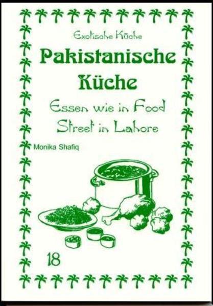 Pakistanische Küche als Buch