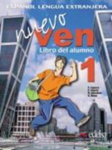 Nuevo Ven 1 Libro Del Alumno als Buch