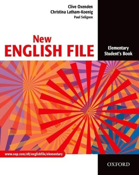 English File. New Edition. Elementary. Student´...