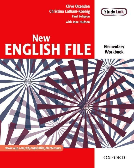 New English File: Elementary. Workbook als Buch