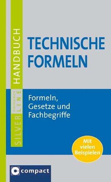 Grosses Handbuch Technische Formeln als Buch