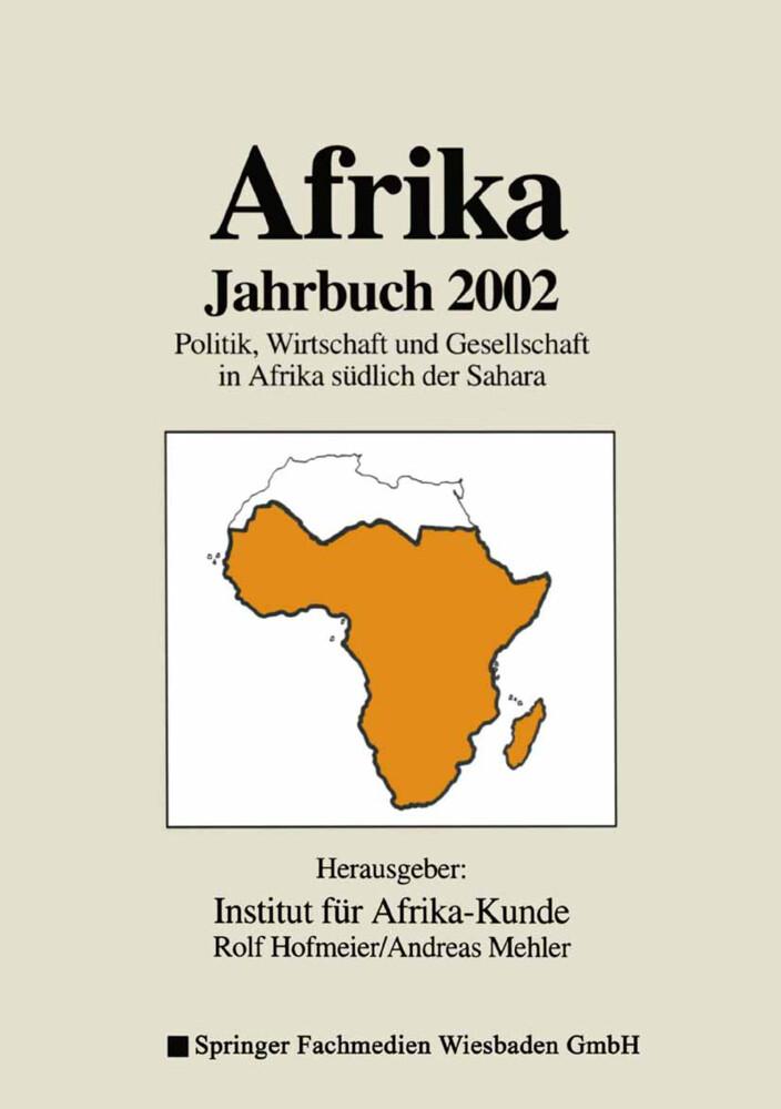 Afrika Jahrbuch 2002 als Buch