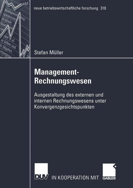 Management-Rechnungswesen als Buch