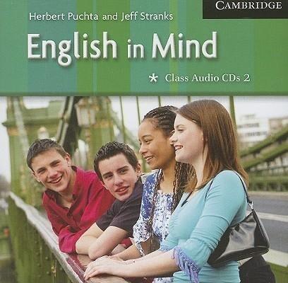 English in Mind 2 als Hörbuch