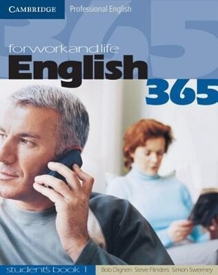 English365 1 Student's Book: For Work and Life als Buch