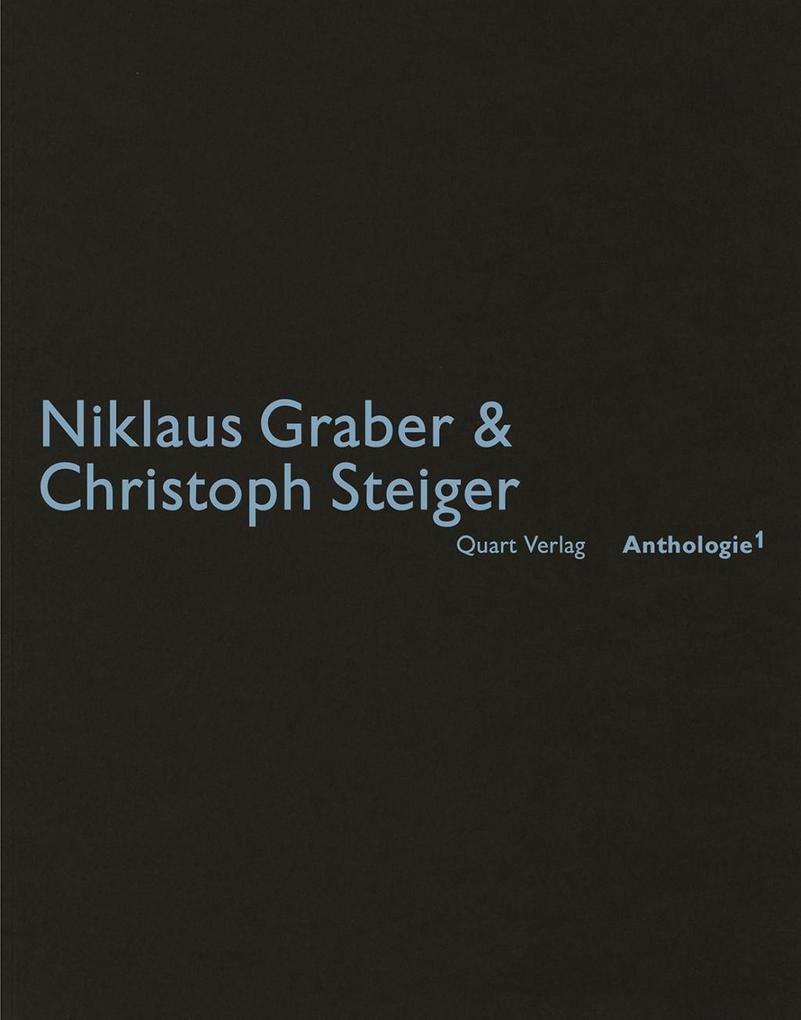 Niklaus Graber & Christoph Steiger als Buch
