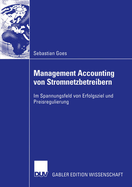 Management Accounting von Stromnetzbetreibern als Buch