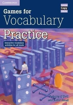 Games for Vocabulary Practice als Buch