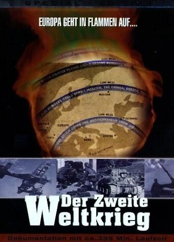 Der Zweite Weltkrieg als DVD