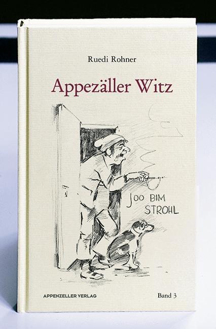 Appezäller Witz als Buch